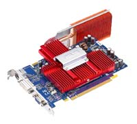 ASUS GeForce 6600 GT 500Mhz PCI-E 256Mb