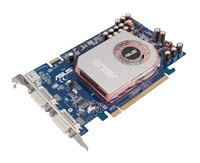 ASUS GeForce 7600 GS 600Mhz PCI-E 256Mb