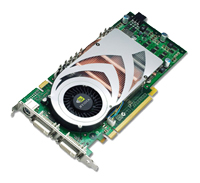 ASUSGeForce 7800 GTX 430Mhz PCI-E 256Mb