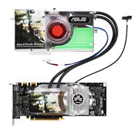 ASUS GeForce 8800 GTX 630Mhz PCI-E 768Mb
