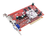 ASUSRadeon 9600 Pro 400Mhz AGP 128Mb