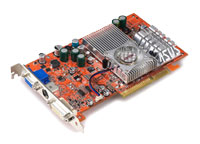 ASUSRadeon 9600 XT 500Mhz AGP 128Mb