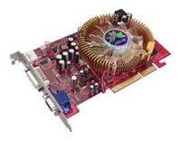 ASUSRadeon X1650 Pro 600Mhz AGP 256Mb