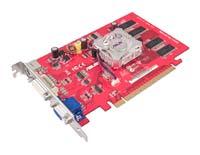 ASUSRadeon X550 400Mhz PCI-E 128Mb 500Mhz