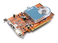 ASUSRadeon X700 Pro 425Mhz PCI-E 128Mb