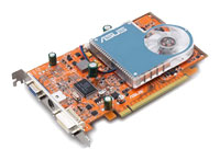 ASUSRadeon X700 Pro 425Mhz PCI-E 256Mb