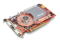 ASUSRadeon X800 XT 500Mhz PCI-E 256Mb
