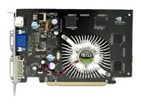 Axle GeForce 7300 GT 350Mhz PCI-E 128Mb