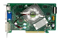 Axle GeForce 7600 GS 400Mhz AGP 512Mb