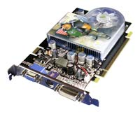 Axle GeForce 7600 GS 400Mhz PCI-E 512Mb