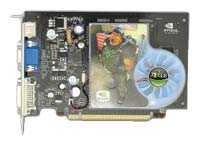 Axle GeForce 7600 GT 560Mhz PCI-E 256Mb