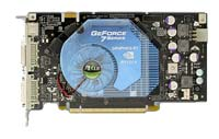 Axle GeForce 7900 GS 450Mhz PCI-E 512Mb