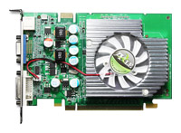 Axle GeForce 8500 GT 460Mhz PCI-E 128Mb