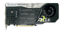 Axle GeForce 9400 GT 550Mhz PCI-E 2.0