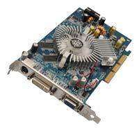 BFGGeForce 6600 325Mhz AGP 256Mb 600Mhz