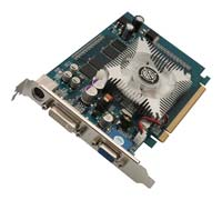 BFGGeForce 6600 450Mhz PCI-E 512Mb 600Mhz