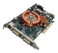 BFGGeForce 6600 GT 525Mhz AGP 128Mb