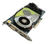 BFGGeForce 6800 GS 370Mhz AGP 256Mb
