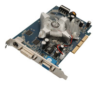 BFGGeForce 7300 GT 350Mhz AGP 512Mb
