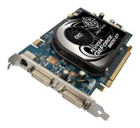 BFG GeForce 8600 GT 565Mhz PCI-E 256Mb