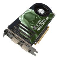 BFG GeForce 8800 GTS 580Mhz PCI-E 320Mb