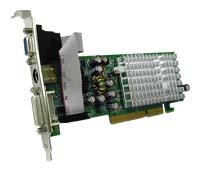 BiostarGeForce 6200 350Mhz AGP 128Mb 400Mhz