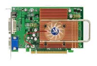 Biostar GeForce 6600 LE 375Mhz PCI-E 256Mb