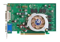 BiostarGeForce 7200 GS 450Mhz PCI-E 512Mb