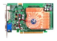 BiostarGeForce 7300 GT 350Mhz PCI-E 256Mb