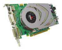 Biostar GeForce 7800 GT 400Mhz PCI-E 256Mb