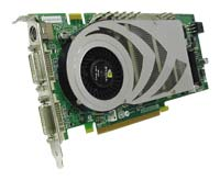 Biostar GeForce 7800 GTX 430Mhz PCI-E 256Mb