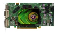BiostarGeForce 7900 GT 450Mhz PCI-E 256Mb