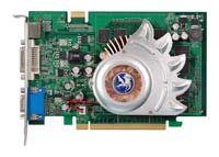 BiostarGeForce 8600 GT 540Mhz PCI-E 512Mb