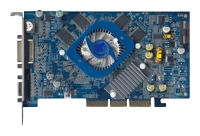Chaintech GeForce 6200 300Mhz AGP 128Mb 400Mhz