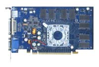 ChaintechGeForce 6200 300Mhz PCI-E 256Mb 400Mhz