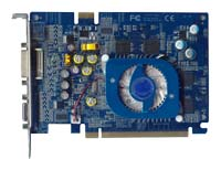 ChaintechGeForce 6600 300Mhz PCI-E 128Mb 400Mhz