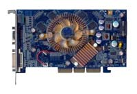 ChaintechGeForce 7600 GS 400Mhz AGP 256Mb