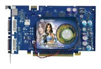 ChaintechGeForce 7600 GT 600Mhz PCI-E 256Mb