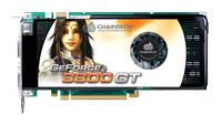 Chaintech GeForce 8800 GT 600Mhz PCI-E 256Mb