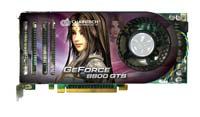 ChaintechGeForce 8800 GTS 500Mhz PCI-E 640Mb
