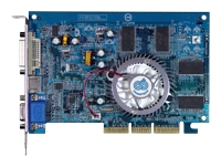 Chaintech GeForce FX 5500 270Mhz AGP 128Mb