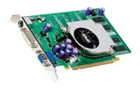 Club-3DGeForce 6200 300Mhz PCI-E 128Mb 334Mhz