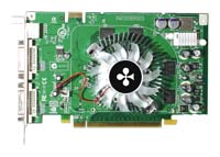 Club-3DGeForce 8600 GT 540Mhz PCI-E 256Mb