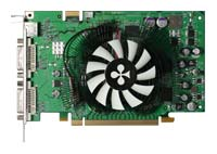 Club-3D GeForce 8600 GT 620Mhz PCI-E 512Mb