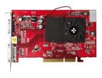 Club-3DRadeon HD 2400 Pro 525Mhz AGP