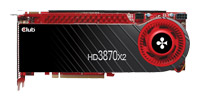 Club-3D Radeon HD 3870 X2 825Mhz PCI-E