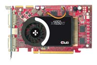 Club-3DRadeon X1650 XT 600Mhz PCI-E 256Mb