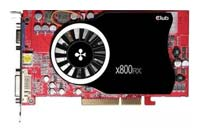 Club-3DRadeon X800 Pro 475Mhz AGP 256Mb