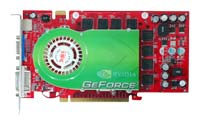 ColorfulGeForce 6800 GS 425Mhz PCI-E 128Mb