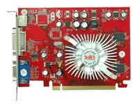 Colorful GeForce 7100 GS 350Mhz PCI-E 128Mb